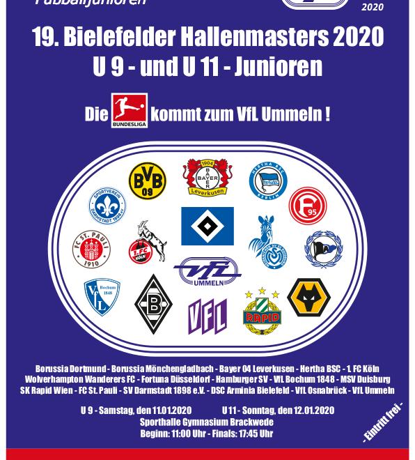 Hallenmasters 2020